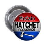hatchet economics button