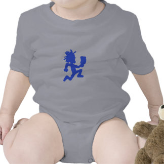 """Hatchet Man"" Infant Creeper"