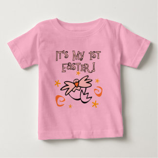 Hatching Chick First Easter Tshirts and Gifts