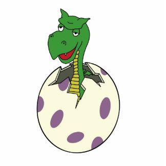 Hatching Dragon Statuette