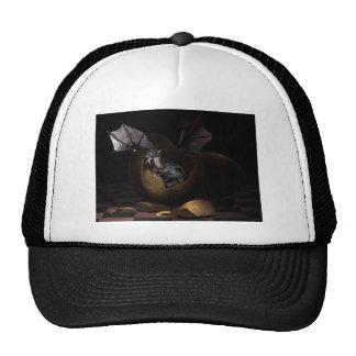 Hatching Dragons Mesh Hats