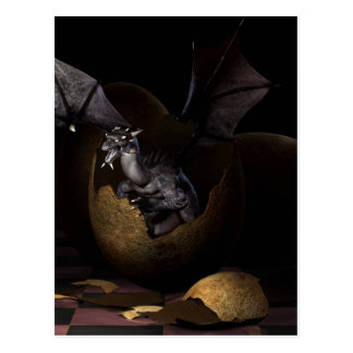 Hatching Dragons Postcard