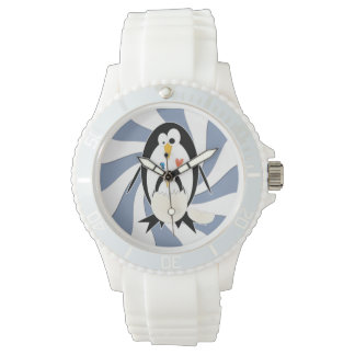Hatching Penguin Sporty Watch