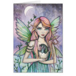 Hatchling Fairy and Baby Dragon Card