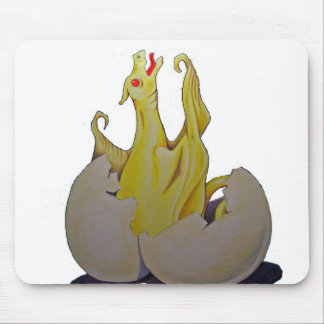 hatchling mouse pad