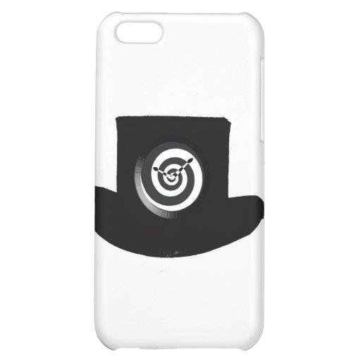 HatClock iPhone 5C Cases