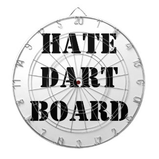 Hate Dartboards