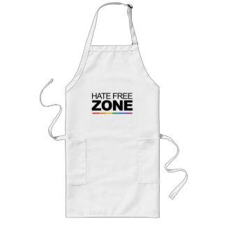 HATE FREE ZONE APRON