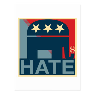 Hate-Gop Post Cards