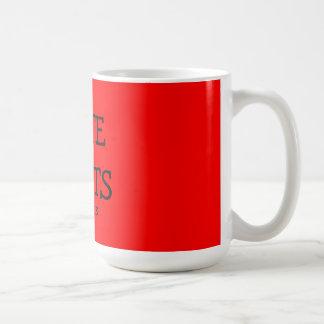 HATE HURTS all of us Coffee Mug