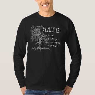 Hate is an STD T-Shirt