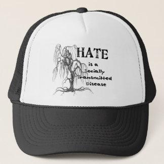 Hate is an STD Trucker Hat