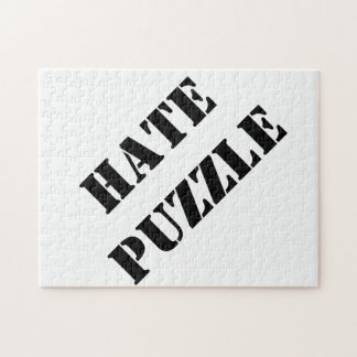 Hate Jigsaw Puzzle