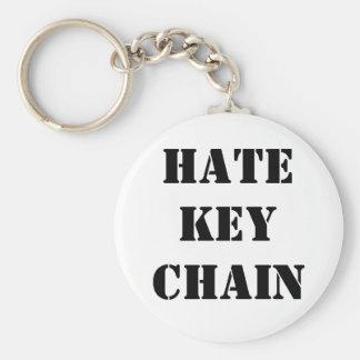 Hate Keychain