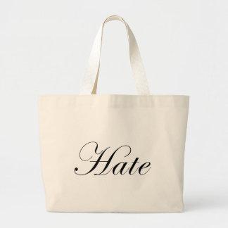 Hate Large Tote Bag