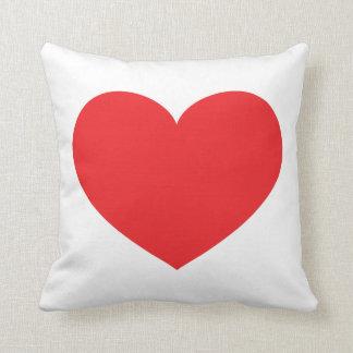 Throw Pillow Love : Love Hate Pillows - Decorative & Throw Pillows Zazzle