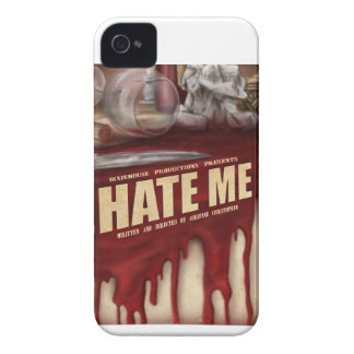 Hate Me iPhone 4/4S Case Mate Barely There