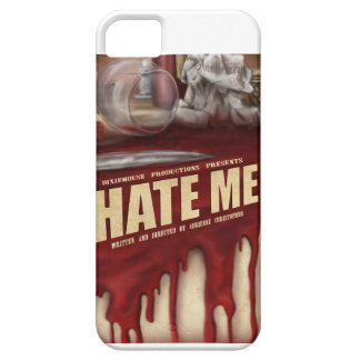 Hate Me iPhone 5 Case Mate Barely There