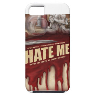 Hate Me iPhone 5 Tough Case Mate iPhone 5 Covers