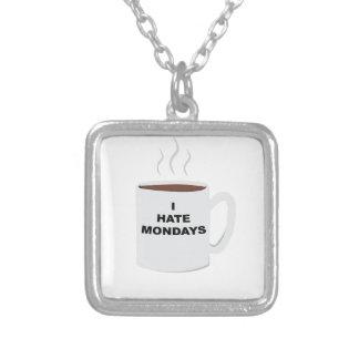 Hate Mondays Custom Necklace