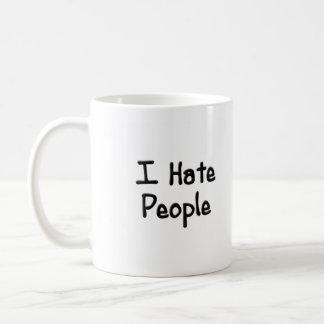 Hate People  Mug