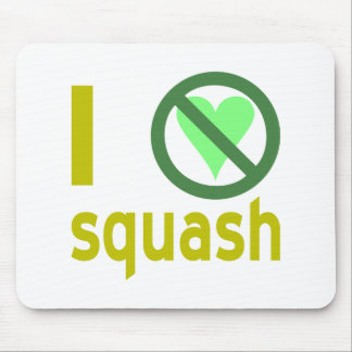 Hate Squash Mouse Pad