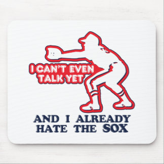 Hate the Sox Mouse Pad
