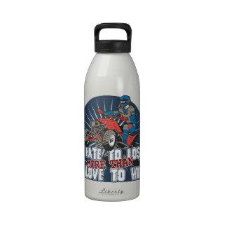 Hate to Lose ATV Drinking Bottles