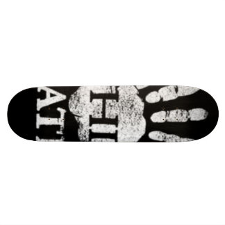 hater board skateboard decks