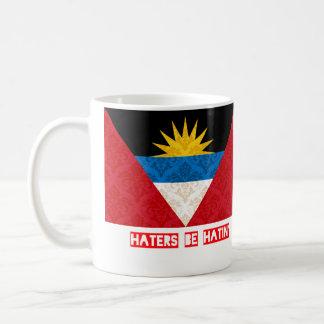 Haters be hatin Antigua And Barbuda Coffee Mug