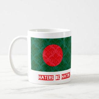 Haters be hatin Bangladesh Mug