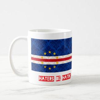 Haters be hatin Cape Verde Coffee Mug