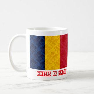 Haters be hatin Chad Coffee Mug