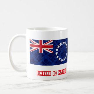 Haters be hatin Cook Islands Coffee Mug