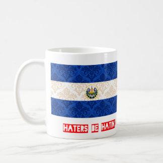 Haters be hatin El Salvador Coffee Mug
