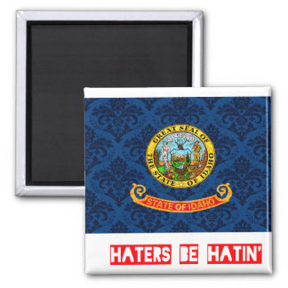 Haters be hatin Idaho Refrigerator Magnets