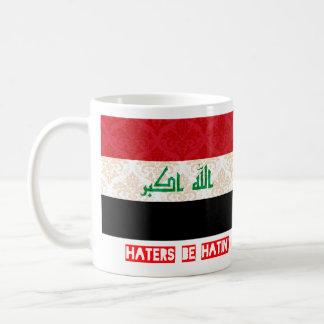 Haters be hatin Iraq Mugs