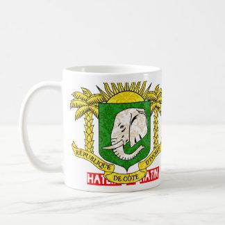 Haters be hatin Ivory Coast Coffee Mug
