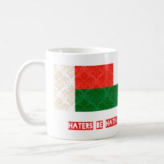 Haters be hatin Madagascar Coffee Mug