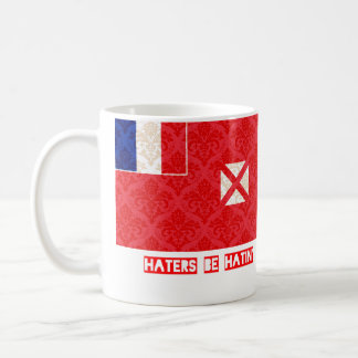 Haters be hatin Wallis And Futuna Coffee Mug