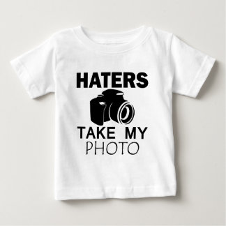 haters design baby T-Shirt