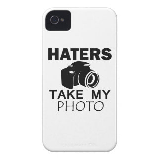 haters design iPhone 4 Case-Mate case
