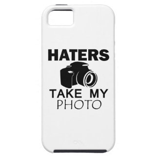 haters design iPhone SE/5/5s case