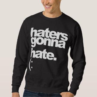 """haters gonna hate."" Dark Tee"