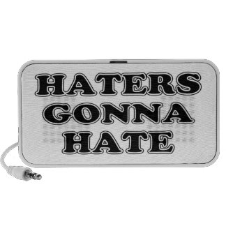 Haters Gonna Hate iPhone Speakers