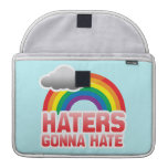 HATERS GONNA HATE -.png MacBook Pro Sleeve