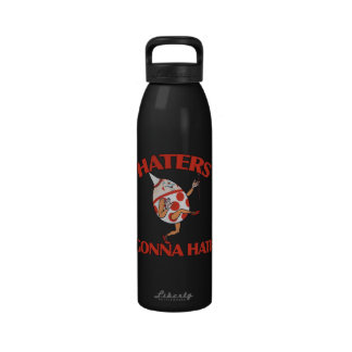 Haters gonna hate reusable water bottles