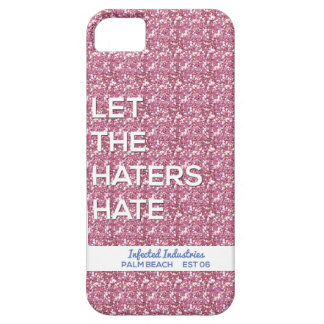 Haters Hate on INFECTED! iPhone SE/5/5s Case