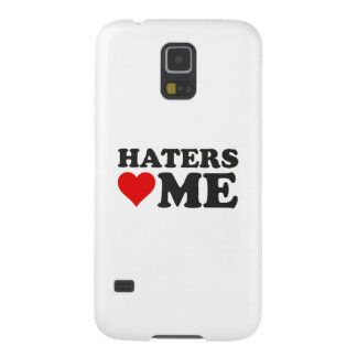 Haters Love Me Case For Galaxy S5