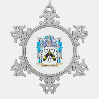 Hatfield Coat of Arms - Family Crest Ornaments